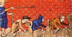 feudal serfs