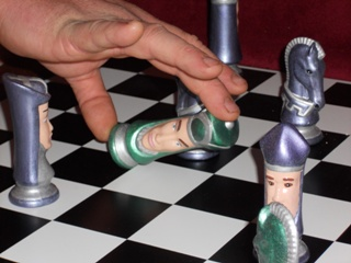 game of life (checkmate)