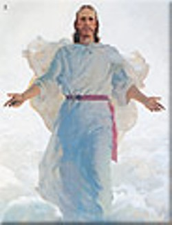 resurrected Christmed