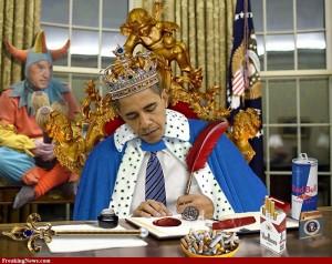 King-Barack-Obama