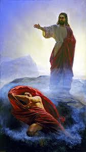 Temptation of Christ by Carl Bloch