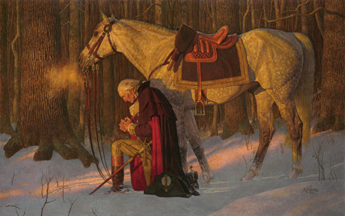Prayer-at-Valley-forge-500