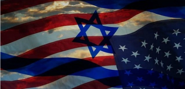 us-israel-flag