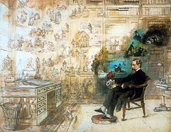 Dickens and his characters