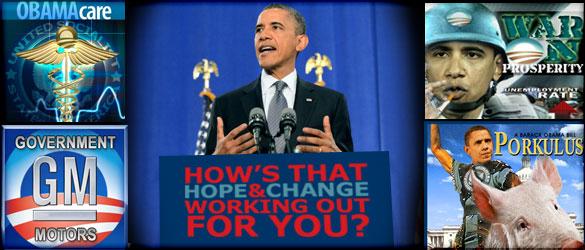 ObamaPoliciesMontage5HopeChanges