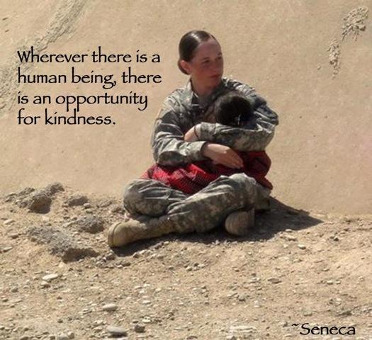 vetsoldierwomankindness