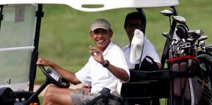 OBAMA-golf