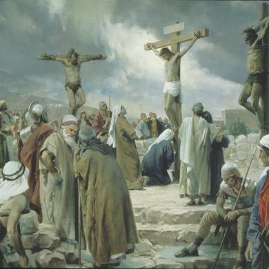 Crucifixion-Joseph-Harry-Anderson-209700