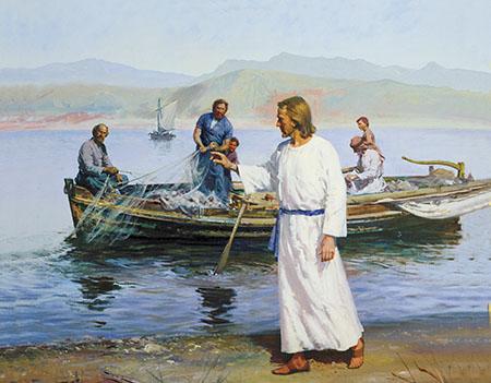 Jesus-calling-the-fishermen