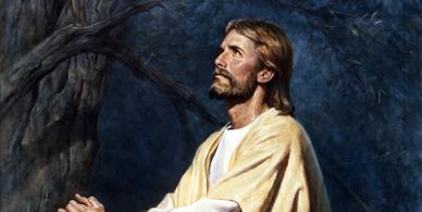 Jesus Christ Gethsemane