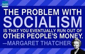 socialism-run-out-money