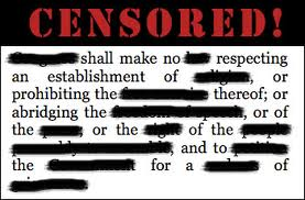 censhorship-1st-amendment