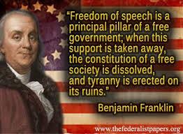 free-speech-ben-franklin