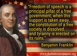 free-speech-ben-franklin