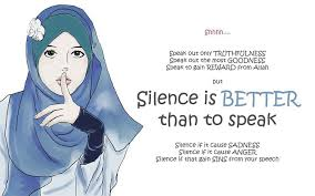 sharia-silence