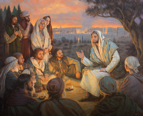 Jesus-bcome-disciple-lds-church