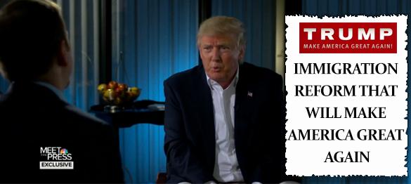 donald trump immigration plan