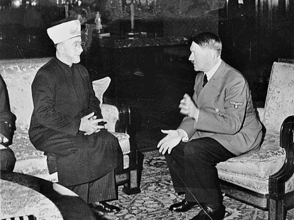 Mufti with Hitler