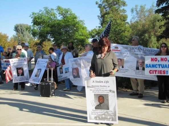 Families honor those murdered by illegal criminals