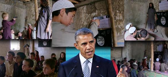 Obama-ISIS-kids-montage