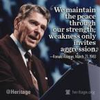 reagan-peace-strength