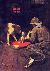 Rockwell Scout Calendar