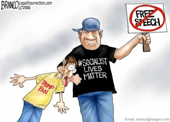 cartoon-socialist-Black-Lives-Only
