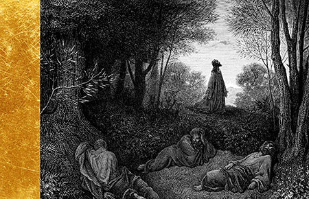 Christ in Gethsemane by Dore'