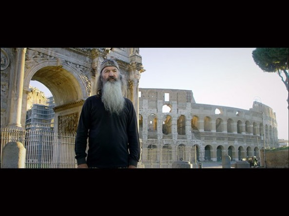 Phil Robertson-Torchbearer movie