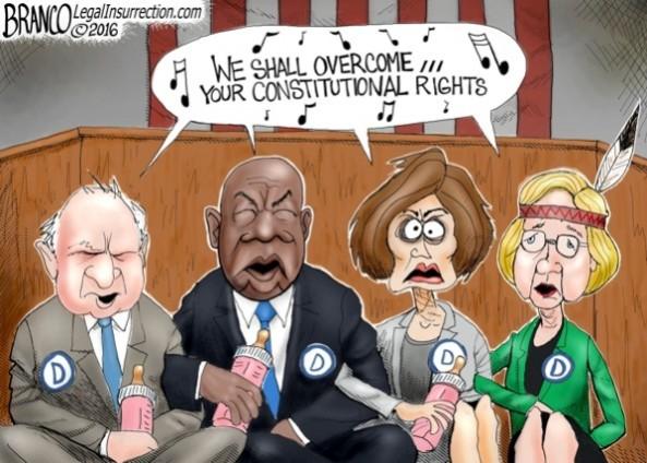 Cartoon-hillary-democrat
