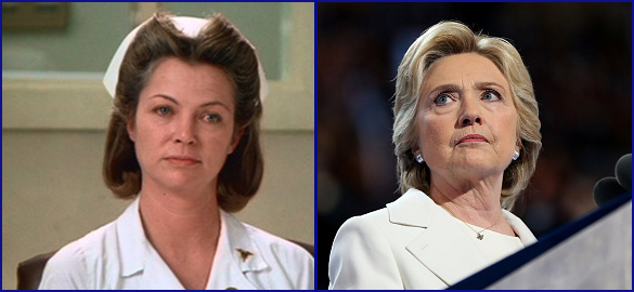 Hillary-and-Nurse-Ratched