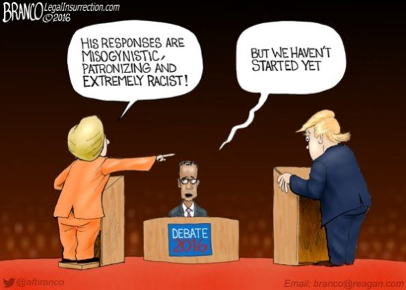 cartoon-debate-hillary-trump-bias