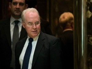 Tom Price, HHS nominee