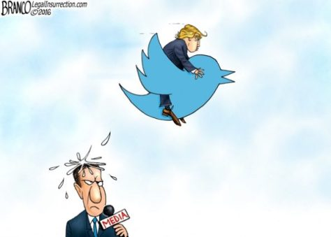 Image result for trump cartoons twitter
