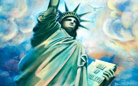 Statue of Liberty not about immigration