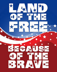 land of free bc of brave