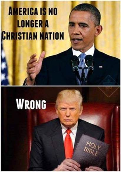 US Christian nation