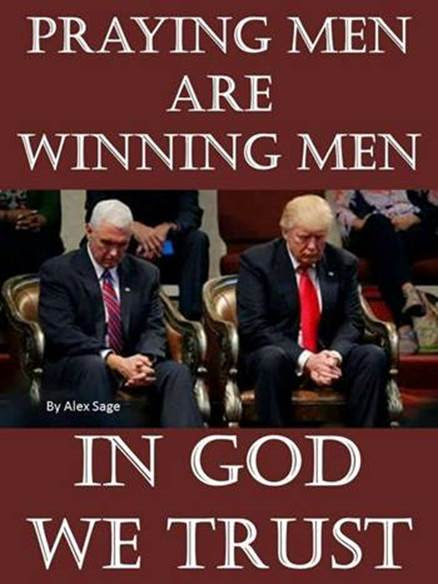 praying men are winning men