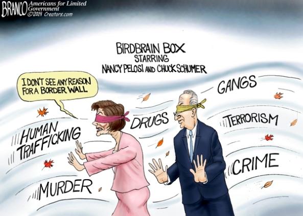 Image result for branco cartoons mexican drug cartels trump border barrier