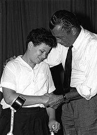 Itzhak Perlman on Ed Sullivan 1958