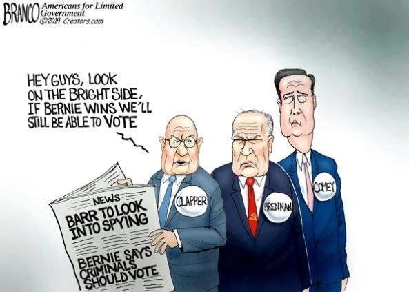 Bernie Sanders supports felon voting