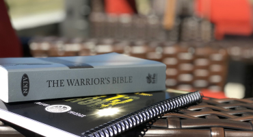 warrior bible