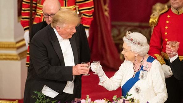 Trump-UK-Queen