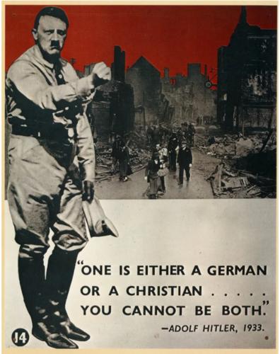Hitler identity politics