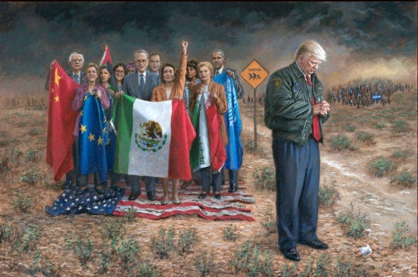 Border Emergency by McNaughton