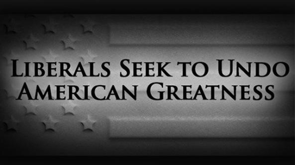 liberals vs america