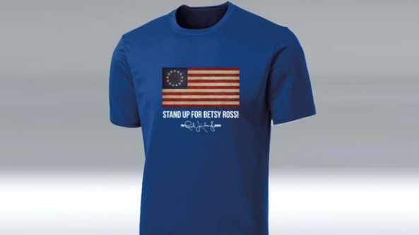 stand for betsy ross