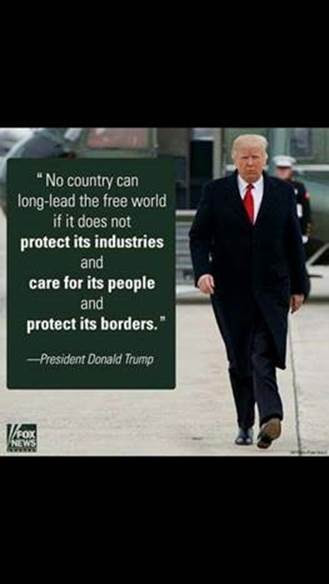 Trump protect borders