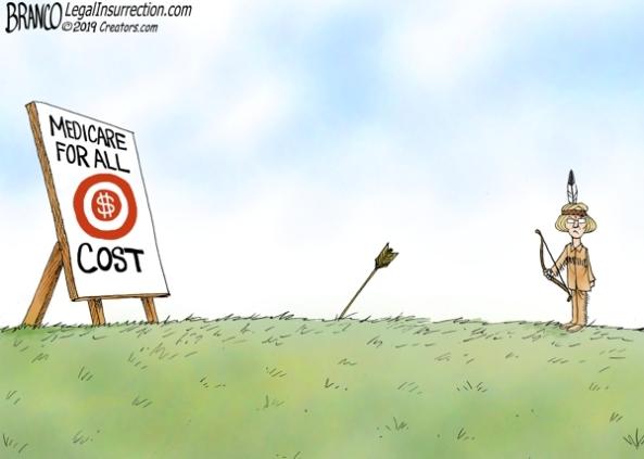 cartoon-medicare cost shortfall