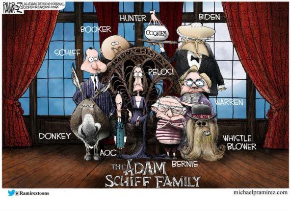 adam schiff family